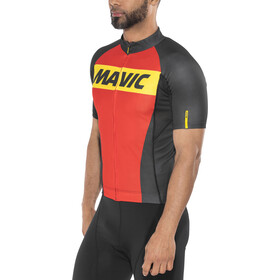 Mavic Cosmic Jersey Herren racing red